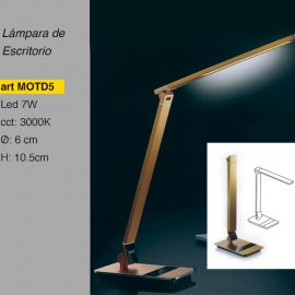 Lámpara de escritorio LED